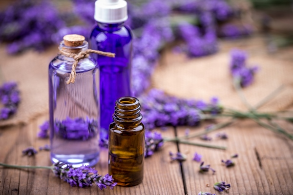 Lavender oil is one of the top choices for essential oils to mix with Argan oil.