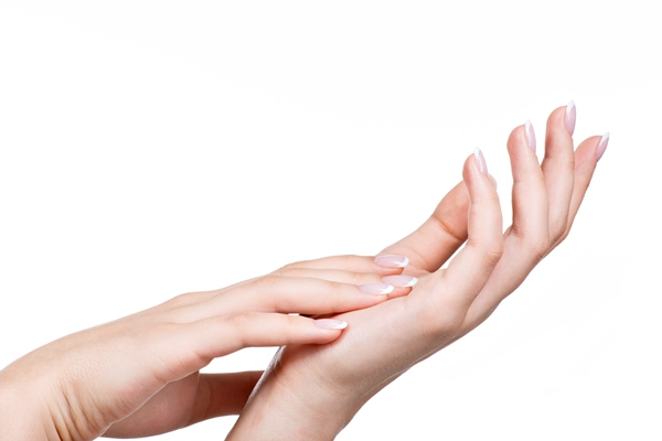 Get soft hands and stronger nails by using Argan oil products.