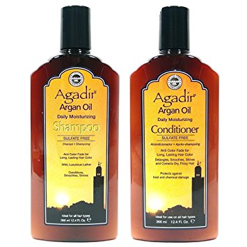 Agadir hair care products