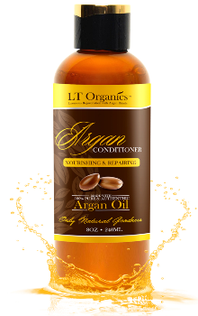 LT Organics hair care products
