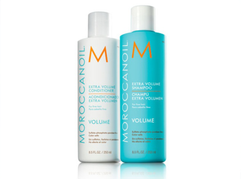 Moroccanoil hair care products